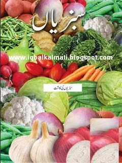 Vegetable Cultivation Booklet in Urdu