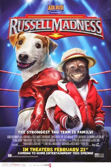 Chú Chó Đô Vật - Russell Madness