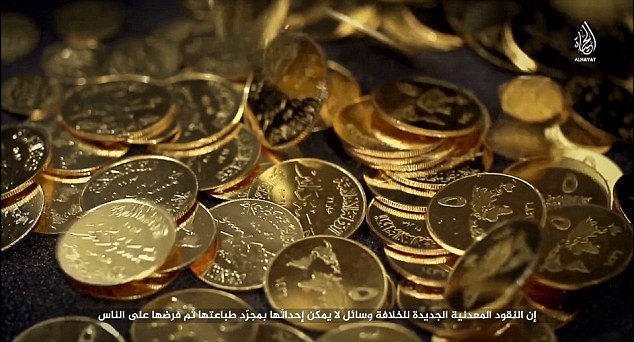 Lawan Kapitalisme Global, ISIS Pamer Mata Uang Kekhalifahan