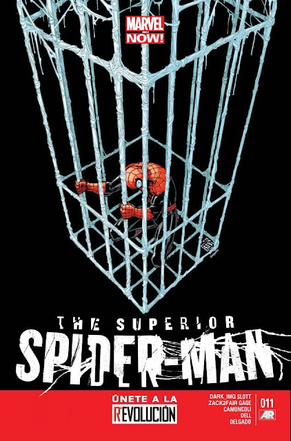 The Superior Spiderman #11 (Marvel Now)