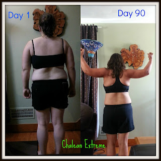 Chalean Extreme 90 day Transformation