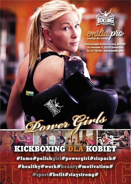 sport kobiet, sporty walki, Zielona Góra, trening, fitnes, emilia.pro, Emilia Czerwińska