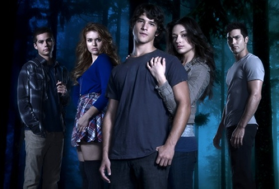 Teen Wolf MTV (note to self, if said future self launches new career as TV or movie ...
