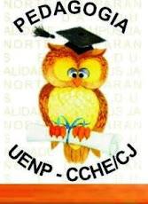 PEDAGOGIA -  UENP/CCHE/CJ