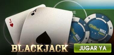 Juega al Blackjack desde tu Android