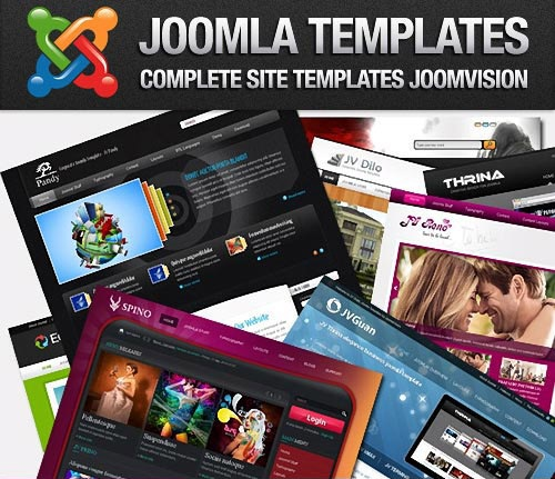 jv hisano template vn complete joomla site templates collection 2011 joomla