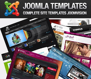 Complete Joomla Site Templates Collection 2011