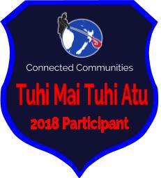 Tuhi Mai, Tuhi Digital Badge