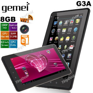 Tablet Gemei G3A