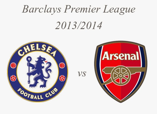 Chelsea vs Arsenal Premier league 2014