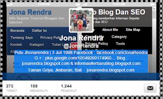 Ada Nama Jona Rendra