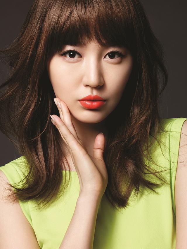 Yoon Eun Hye Photo 2013 for MAC Korea