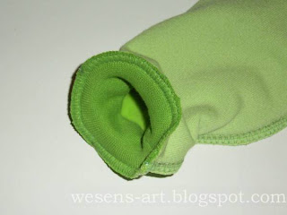Baby Sweater Tutorial 14    wesens-art.blogspot.com