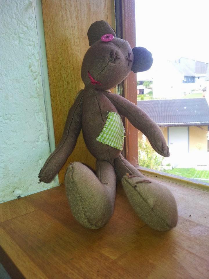 Ein kleiner Teddybär für Groß und Klein | Sarihs Blog