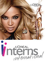 L'Oréal Internships