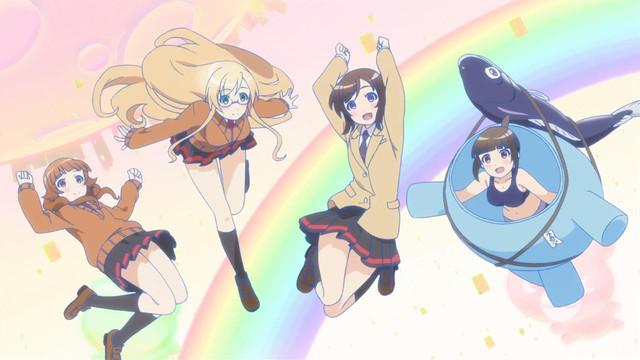 Anime 'Locodol' Akan Menerima Sebuah Episode OVA Bertemakan Natal