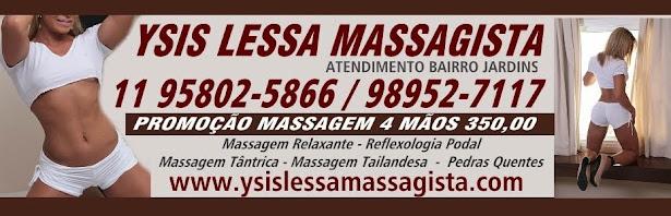 Ysis Lessa Massagista