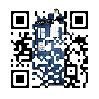 Tardis QR Code