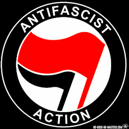 Este é um blog Antifa!