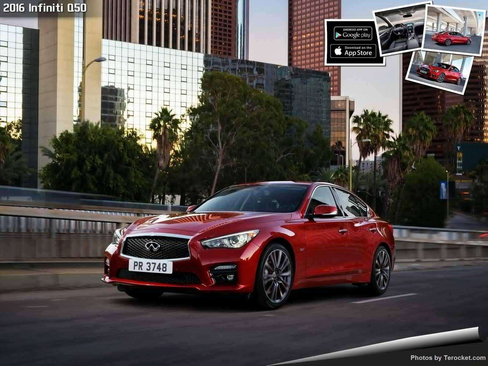 Hình ảnh xe ô tô Infiniti Q50 2016 & nội ngoại thất