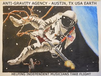 Anti-Gravity · A Talent & Event Publicity Agency · Austin, TX