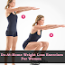 Do-At-Home Weight Loss Exercises for Women