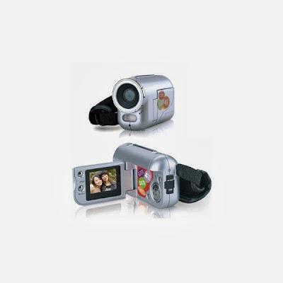 Worlds smallest 3.1MP Digital Video Camera camcorder