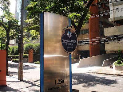 onde se hospedar perto da Faria Lima em São Paulo