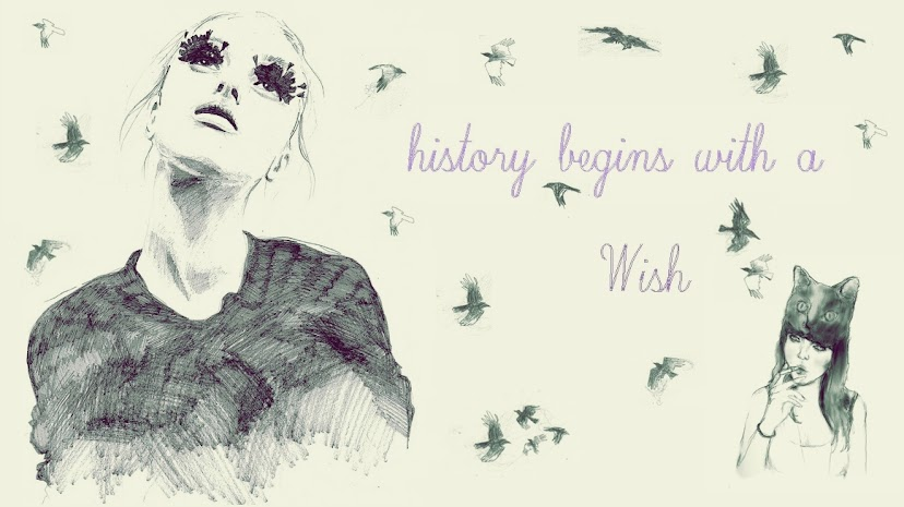 histroy begins with a wish