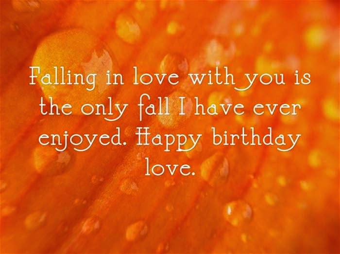 Birthday Wishes For Lover Birthday Wishes – Birthday Greetings to a Lover