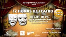 12 Horas de Teatro = 2019