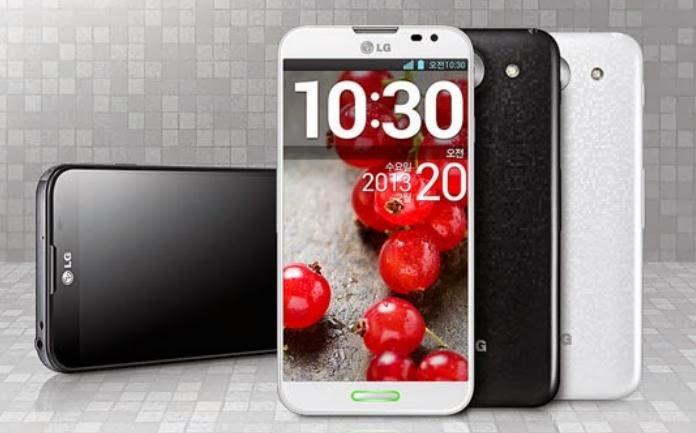 Daftar Harga Smartphone LG Optimus Terbaru Febuari 2014