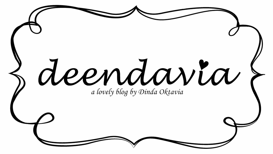 A Blog by Dinda Oktavia