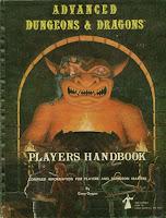 Livro do Jogador Dungeons & Dragons Capa