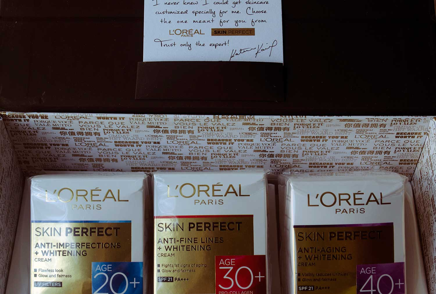 Loreal Skin Perfect Review