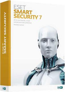 Download ESET Smart Security 7 + Ativação (x86 & x64)