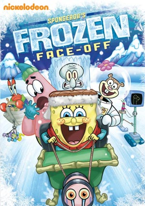 Spongebob Squarepants Spongebobs Frozen Face-Off (2012)