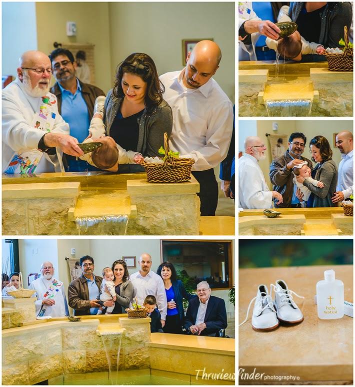 Santa Clarita Baptism Photographer