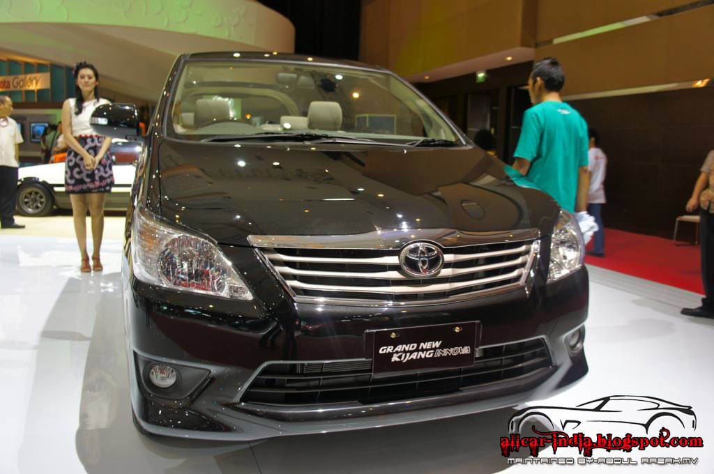 Automotive Craze Toyota Innova New Version Amp Old Version