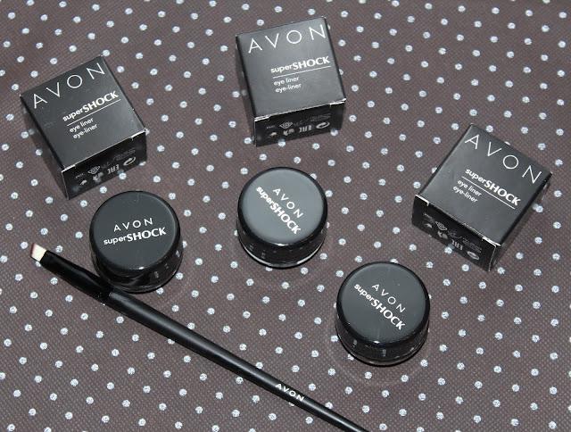 Avon SuperSHOCK Eye Liners