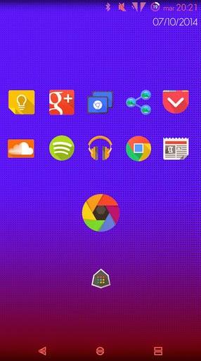 Shapes & Shades icons&walls SCREENSHOT3
