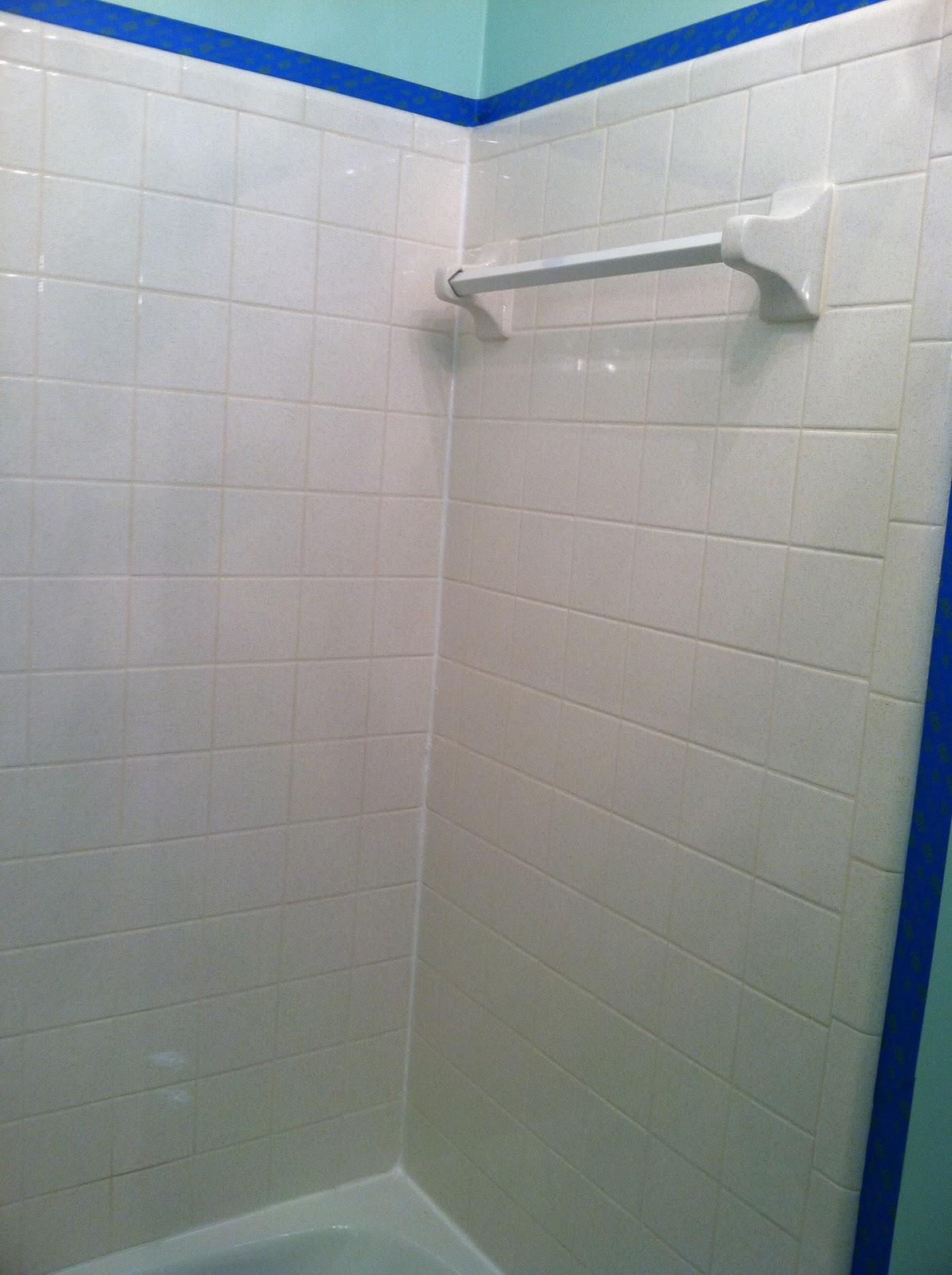 Re Tile Bathroom Bathroom Renovation On A Budget