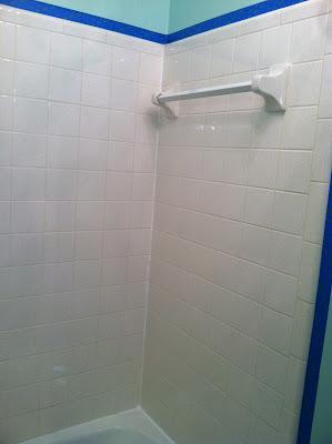 DIY Bathroom Makeover {rainonatinroof.com} #bathroom #makeover #renovation #re-model #DIY