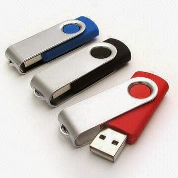 An Ideal Corporate Branding Solution-usb Flash Drives
