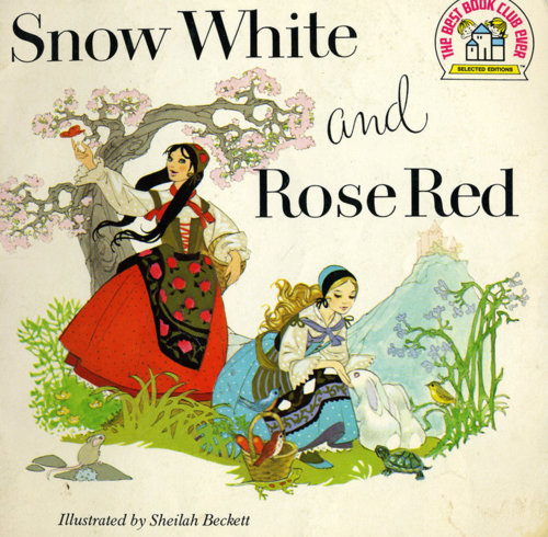 snow white and red rose Snow-white and rose-red grimm, jacob and wilhelm 1909-14 household tales the harvard classics.
