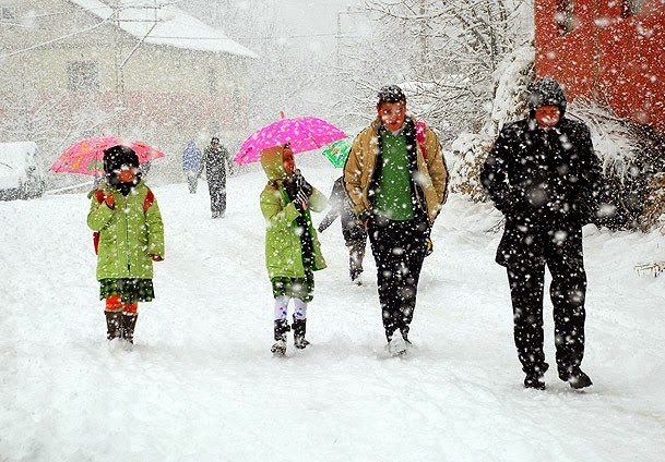 6 OCAK 2015 Ankara'da Okullar Tatil Mi? 6 Ocak 2015 Ankara'da Kar Tatili Var Mı?