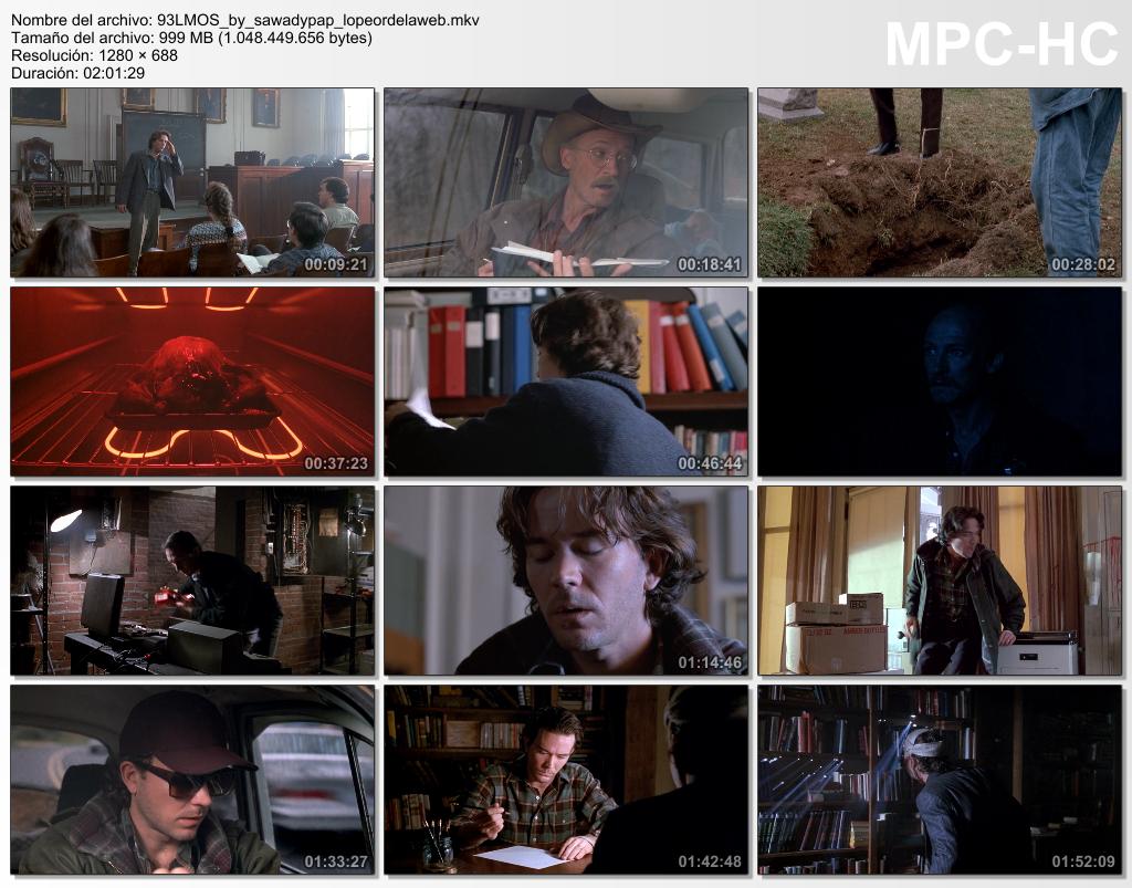 La Mitad Siniestra [1993] [BBRip 720p] [Subtitulada]