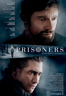 Prisoners Movie Poster 2013