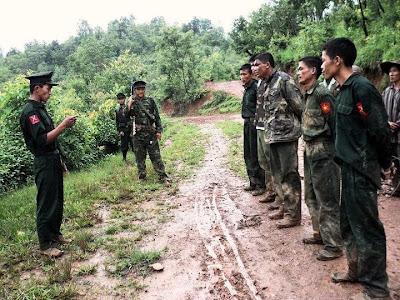 >Kachin News website attacked
