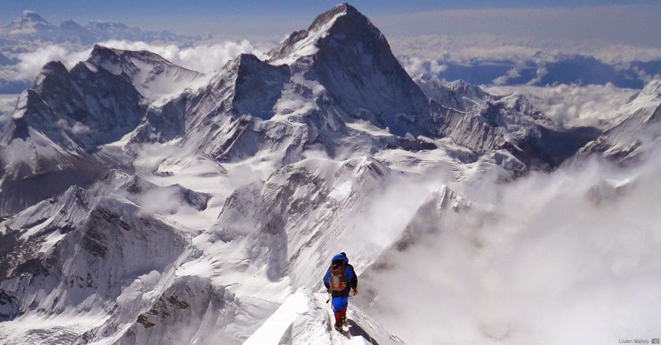Gangsters out blog beyond the edge climbing mount everest